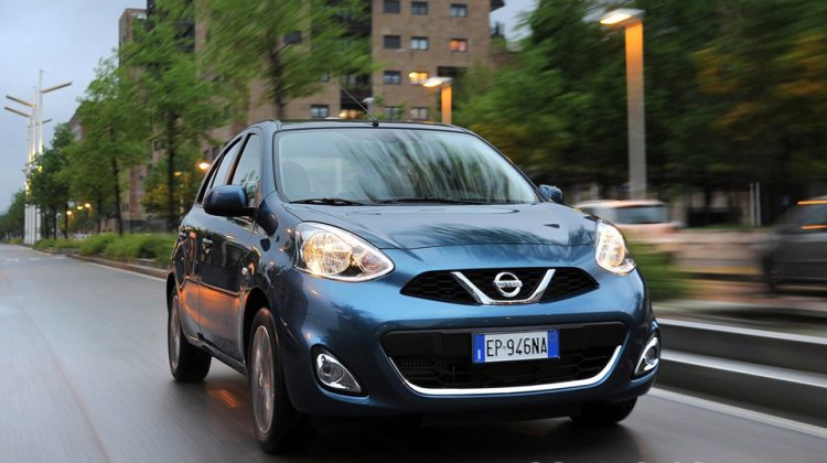 Nissan March 2014 (Micra)