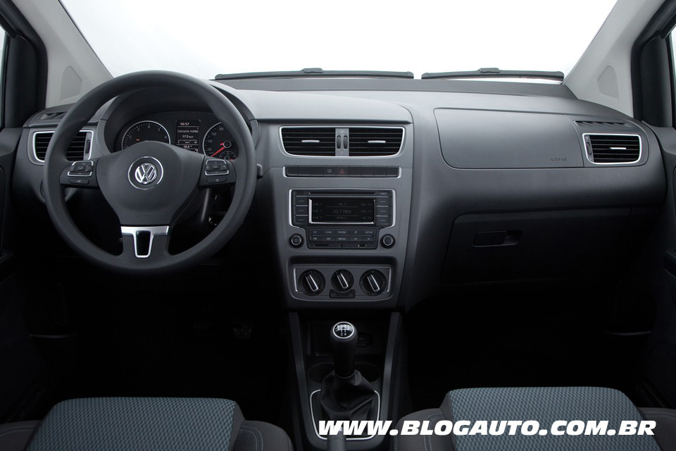Volkswagen Fox BlueMotion 2014