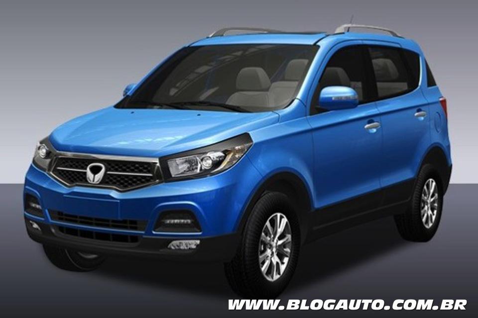 Beijing Auto Weiwang SC20