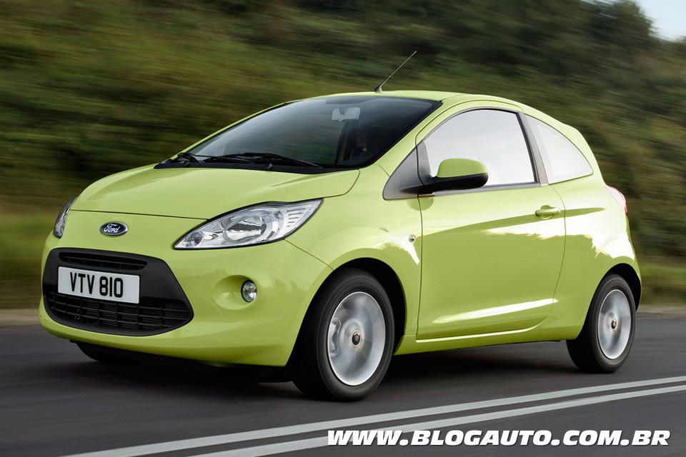 Ford Ka europeu deve sair de linha em breve