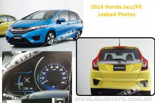 Catálogo Do Novo Honda Fit 2014