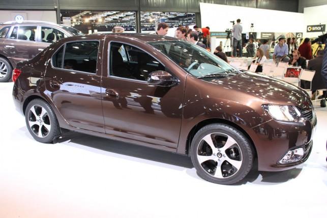 Novo Renault Logan no Salão de Buenos Aires