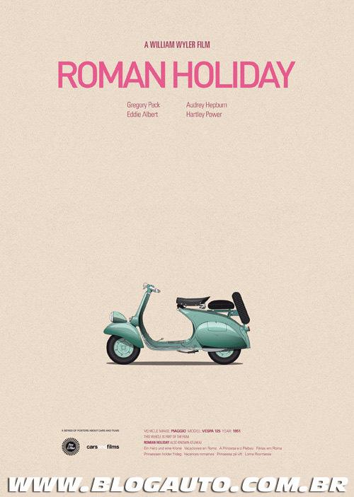 A Princesa E O Plebeu - Roman Holiday