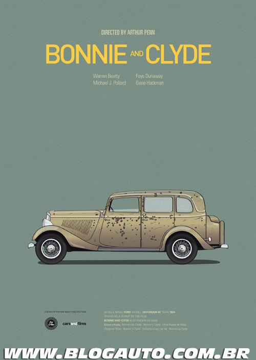 Bonnie And Clyde - Uma Rajada de Balas