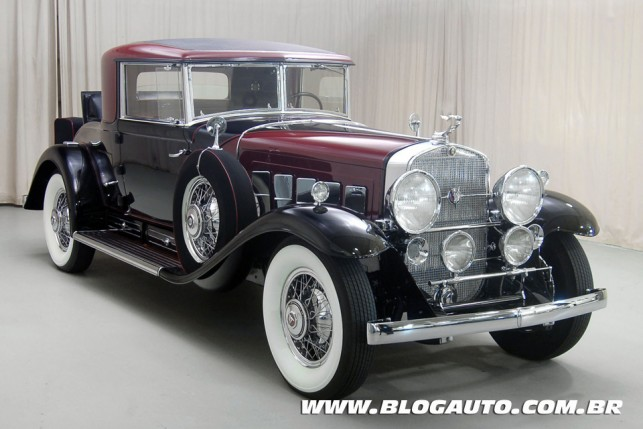 Cadillac Fleetwood V16 Coupé 1930