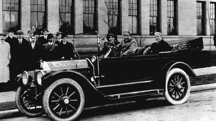 Chevrolet Classic Six 1912
