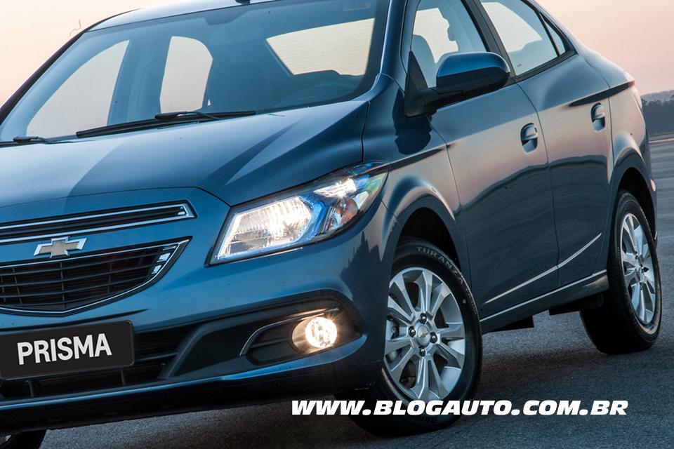 Chevrolet Prisma 2014