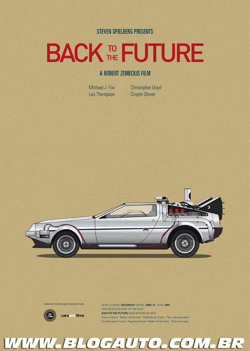 De Volta Pro Futuro - Back To The Future