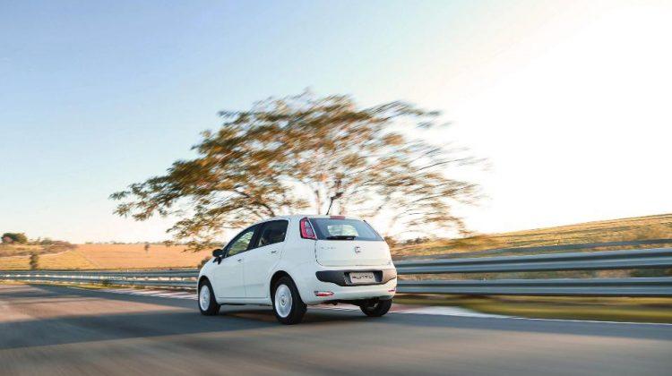 Fiat Punto 2014 Essence