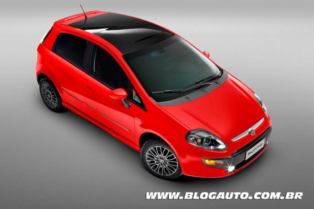 Fiat Punto 2014 Sporting