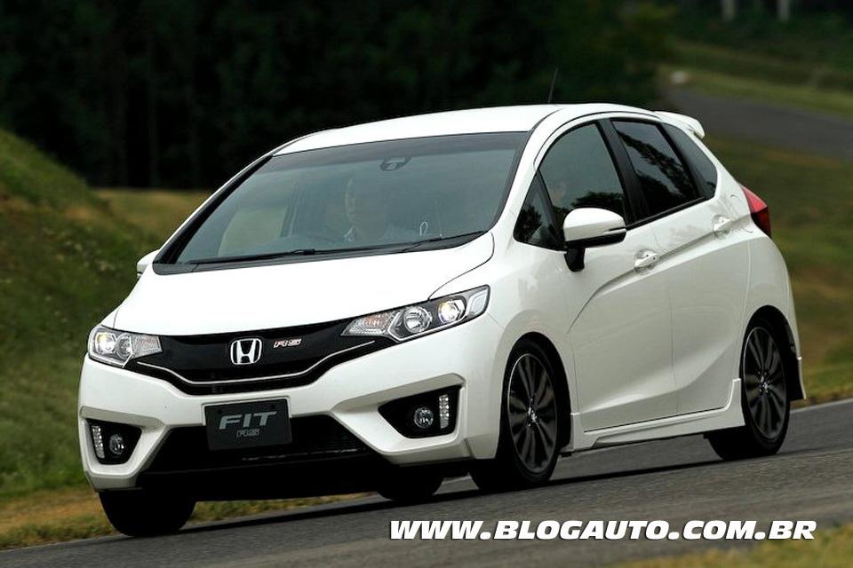 Honda Fit 2014 em breve nas ruas do Brasil - BlogAuto