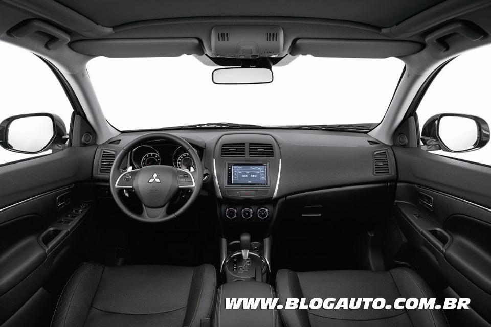 Mitsubishi ASX 2014 Agora Made In Brasil. O Utilitário Esportivo Mitsubishi  ASX 2014 Passa A Ser Produzido A Partir De Agora Na Fábrica De Goiás E, ...
