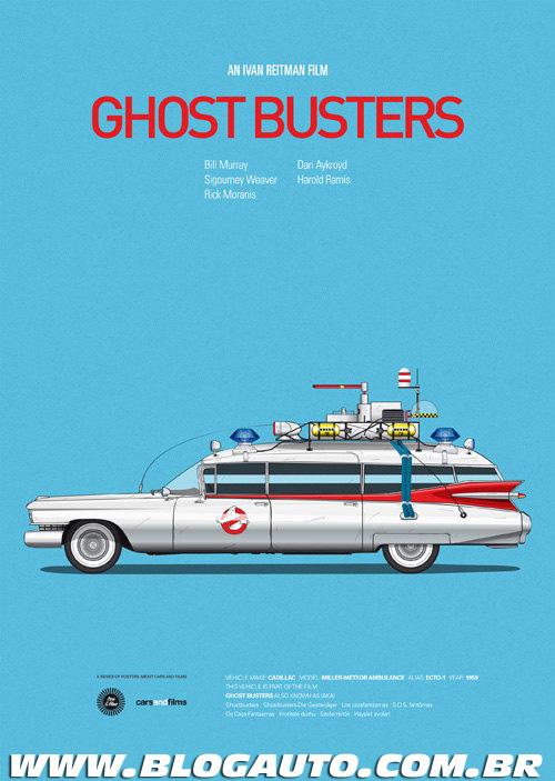 Os Caça-Fantasmas - Ghost Busters