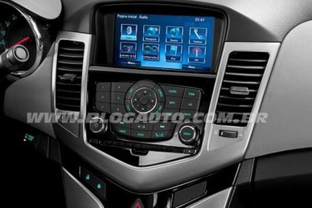 Painel Chevrolet Cruze 2014