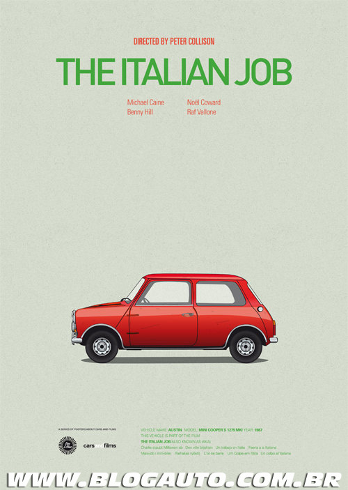Um Golpe à Italiana - The Italian Job