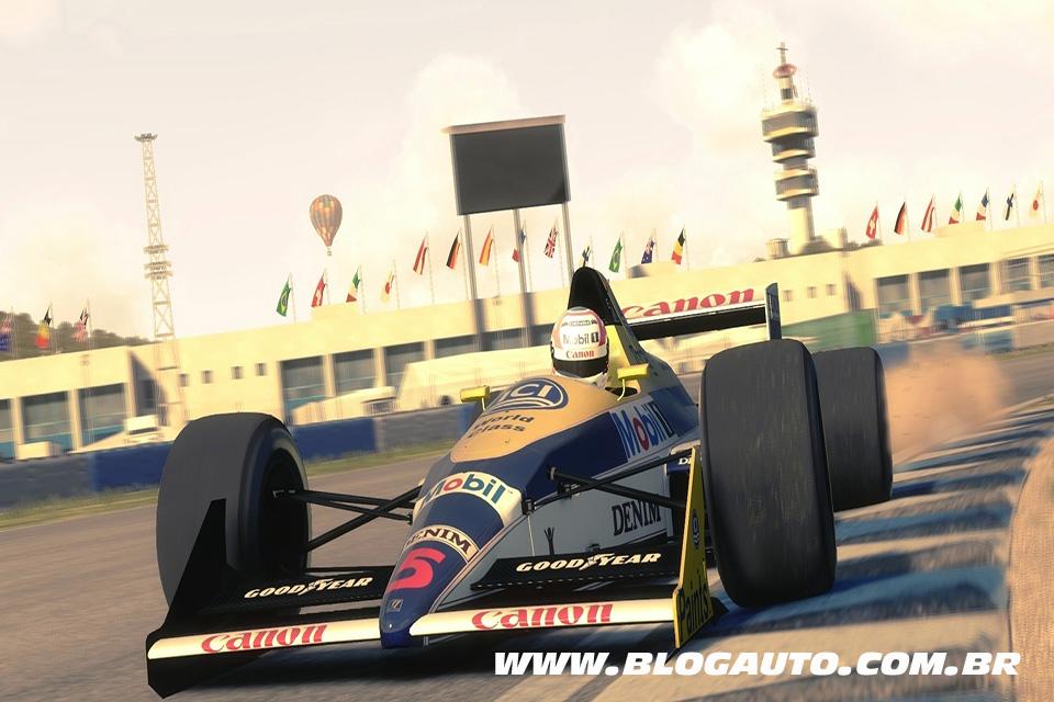 Game F1 2013 trará de volta pilotos e circuitos consagrados