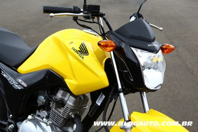 Honda CG 125 Fan ESD 2014
