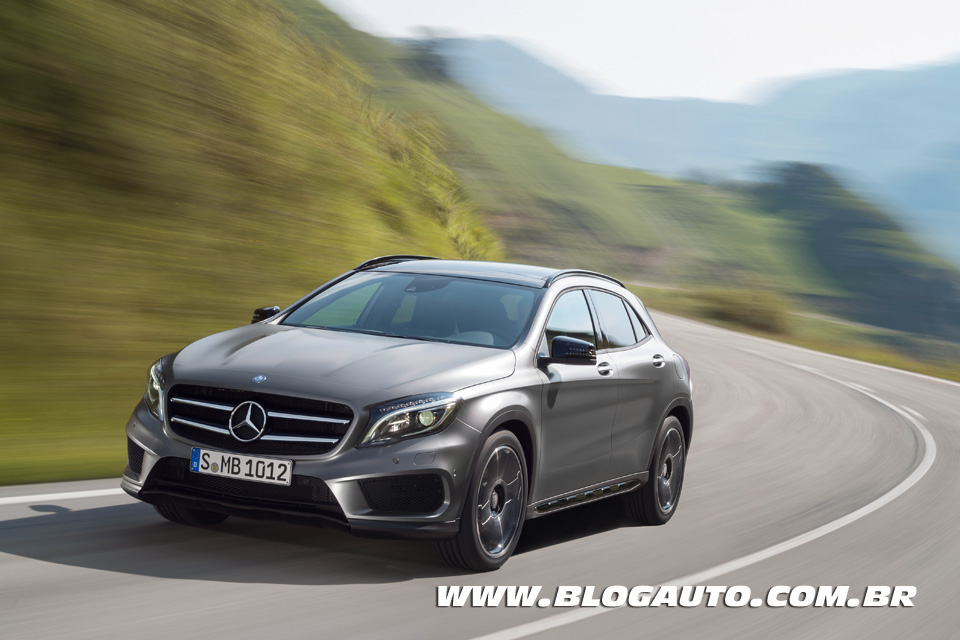 Mercedes-Benz GLA 2014