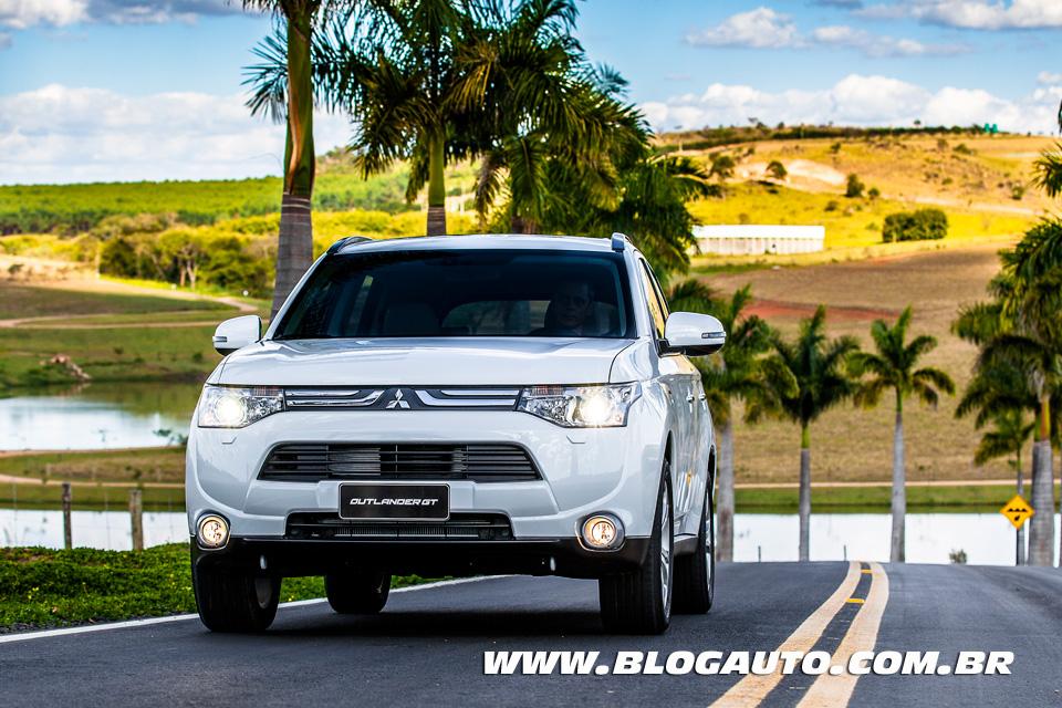 Avaliação: Mitsubishi Outlander 2014 chega a nova geração