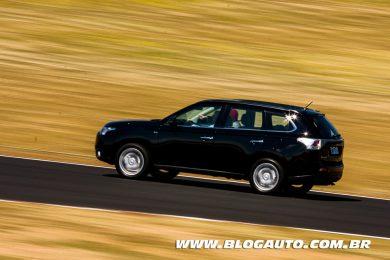 Mitsubishi Outlander 2014