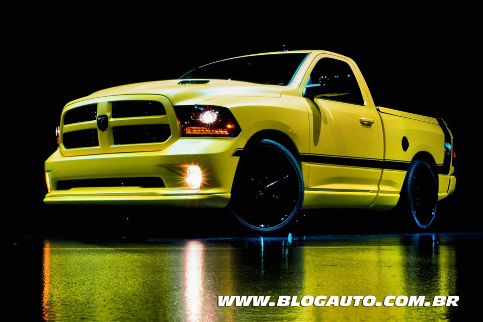 Ram 1500 Rumble Bee