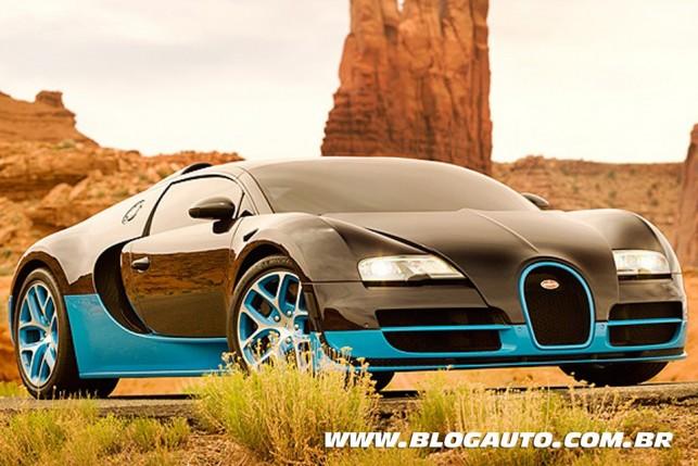 Transformers 4 Autobot Drift Bugatti Veyron Grand Sport Vitesse
