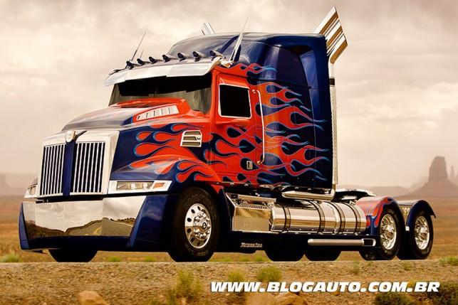 Transformers 4 Autobot Optimus Prime