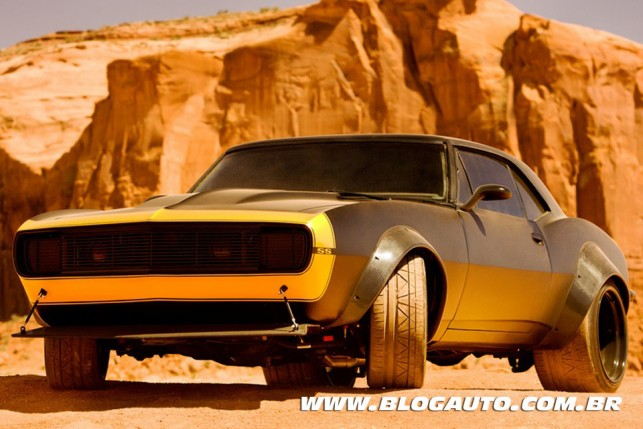 Transformers 4 Bumblebee Camaro SS 1967