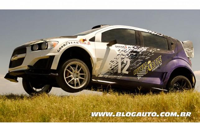 Transformers 4 Chevrolet Sonic Rally
