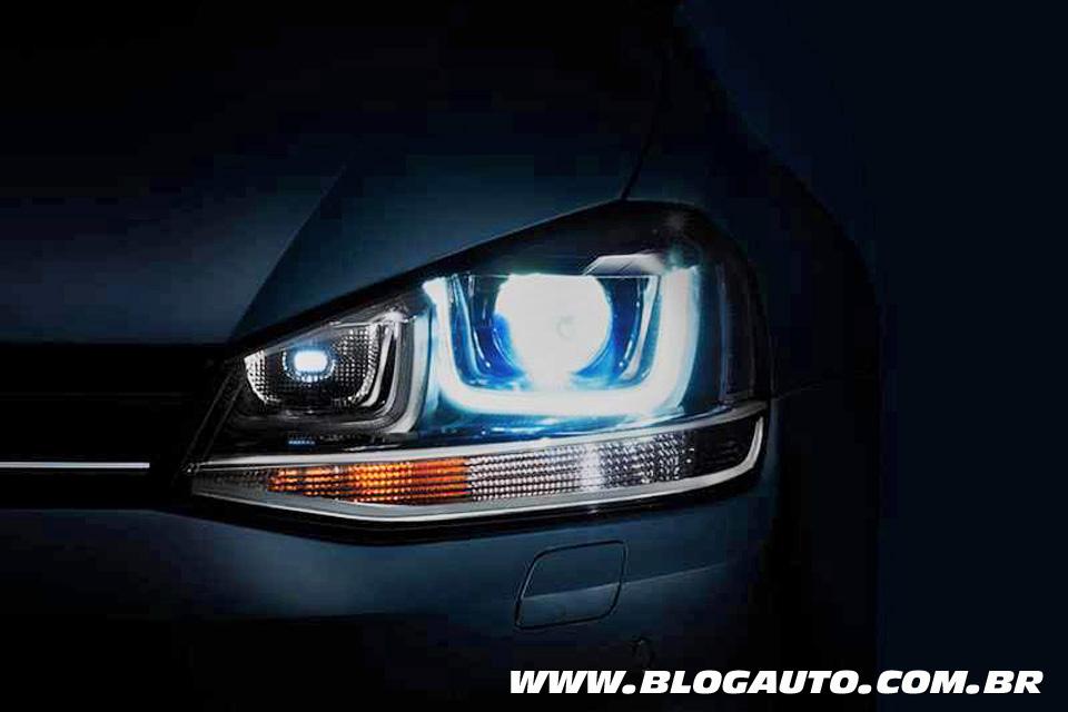 Volkswagen mostra o Golf VII no Facebook do Brasil