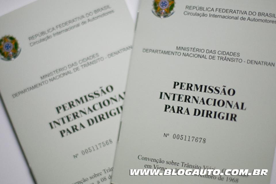 PID (Permissão Internacional para Dirigir ou Carteira Internacional de Habilitação)