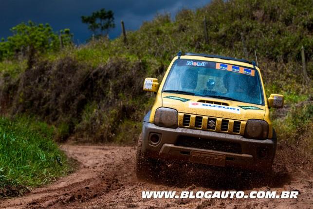 Suzuki Adventure Guararema 2013