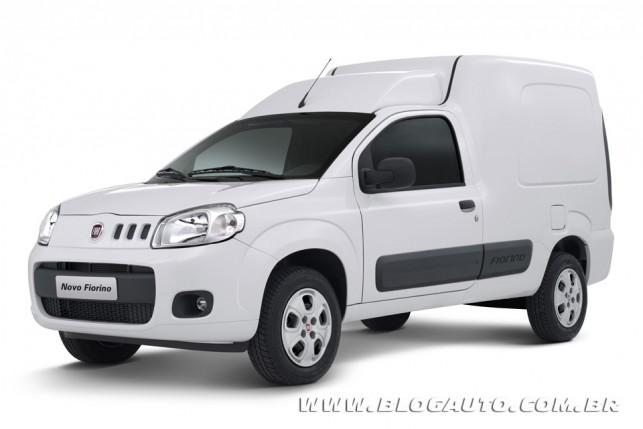 Fiat Uno Fiorino 2014