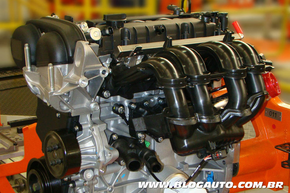 Com Fiesta Rocam perto do fim, motor Rocam será aposentado