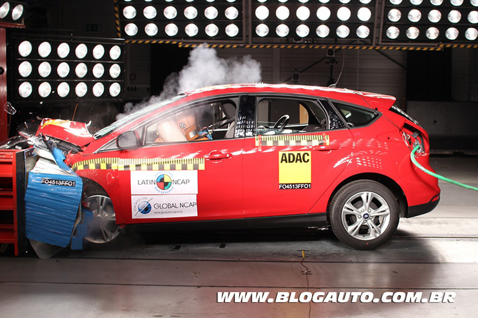 Ford Focus Latin NCap