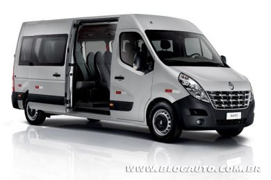 Renault Master Minibus 2014