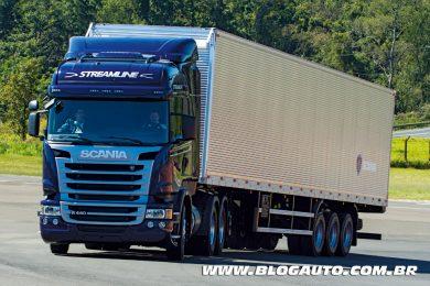 Scania R440 StreanLine 2014