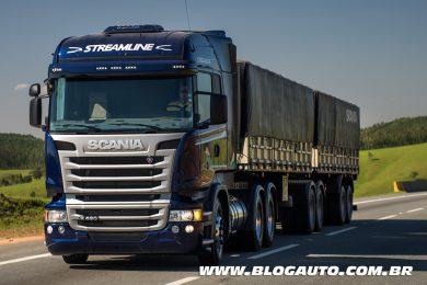 Scania R480 Streanline 2014