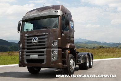 Volkswagen Tractor Constellation 26.420 2014