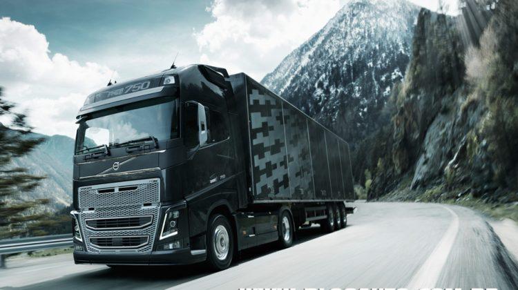 Volvo FH16 750 2014, o mais potente da Fenatran