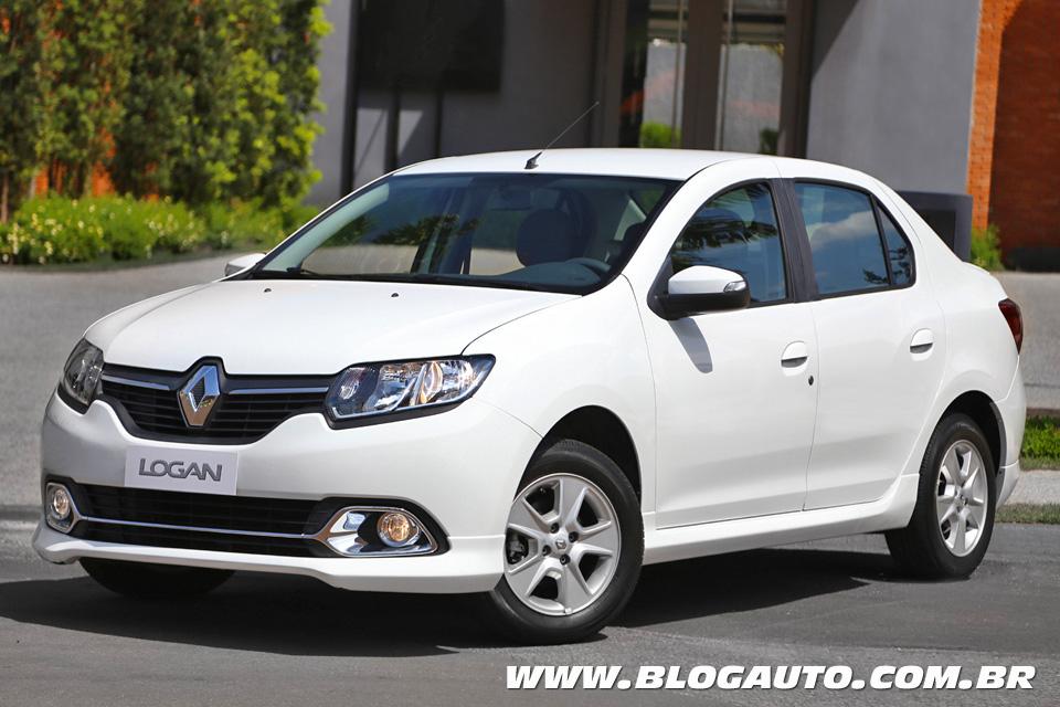 """Avaliação: Novo Renault Logan 2014 é uma espécie de """"Logan Reloaded"""""""