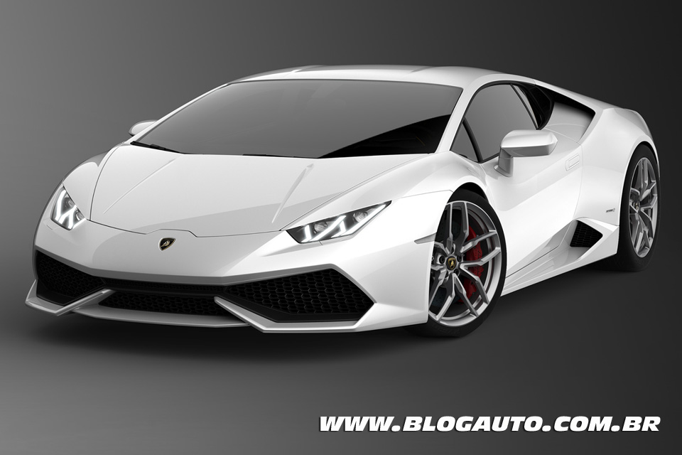 lamborghini huracan 2015 que o touro invada logo o brasil blogauto. Black Bedroom Furniture Sets. Home Design Ideas