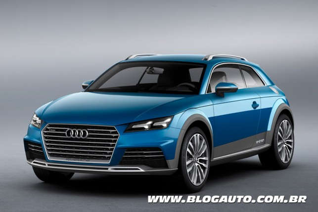 Audi Allroad Shooting Brake Concept 2014