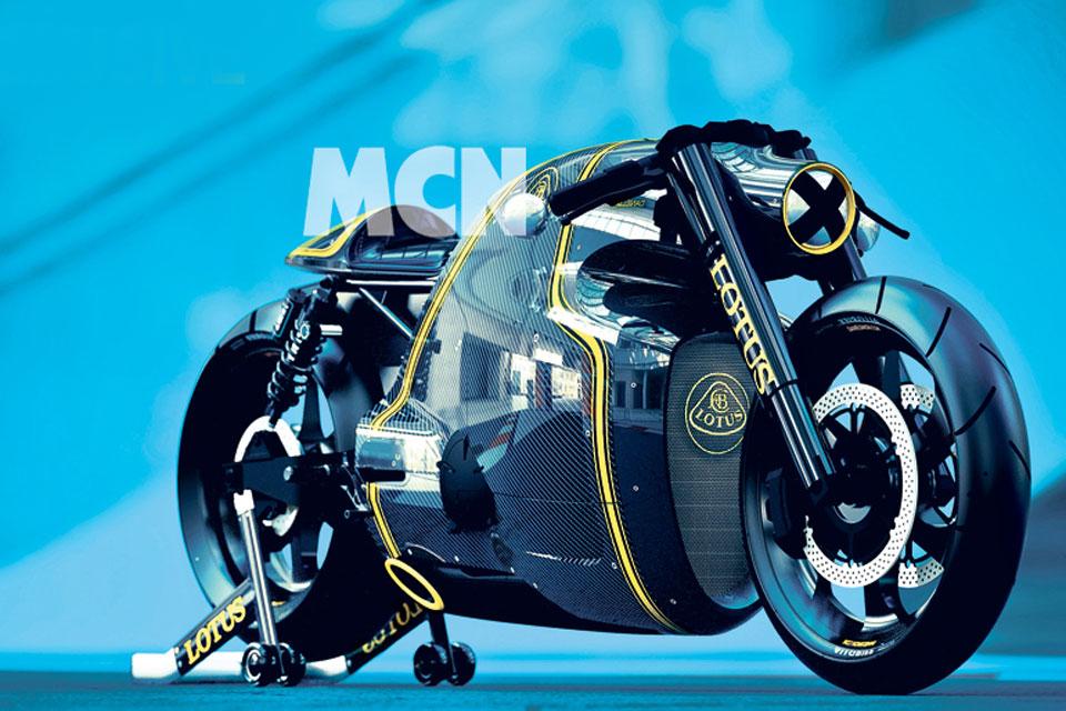 Lotus C-01: supermoto que a marca inglesa lançará em breve