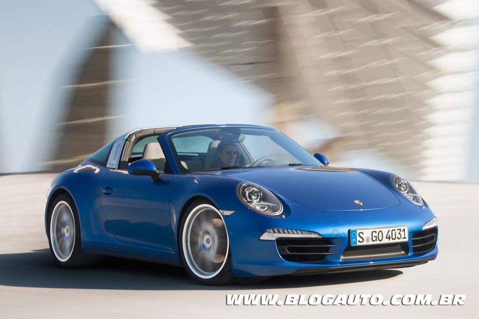 Porsche 911 Targa, a volta da lendária versão