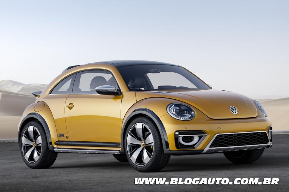 Volkswagen Fusca Dune Concept reedição do carro de 2000