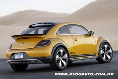 Volkswagen Fusca Dune Concept