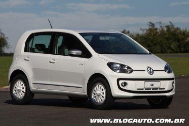 Volkswagen up! 2015 Branco Cristal