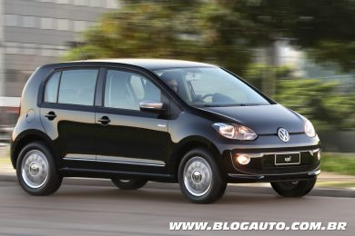 Volkswagen up! 2015 black up!