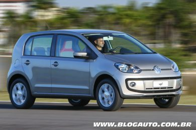 Volkswagen up! 2015 high up!